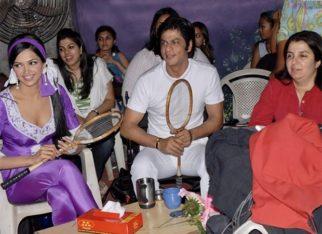 Deepika Padukone says Shah Rukh Khan and Farah Khan guided her through her debut in Om Shanti Om