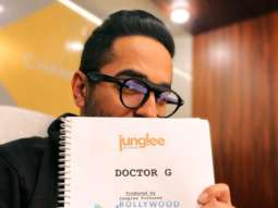 On The Sets Of The Movie Doctor G