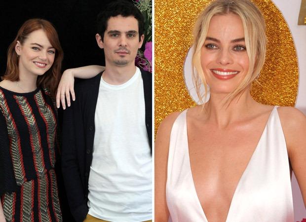 Emma Stone exits La La Land director Damien Chazelle's next Babylon; Margot Robbie in early talks to be the female lead