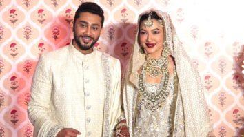 Gauahar Khan & Zaid Darbar's Nikah ceremony