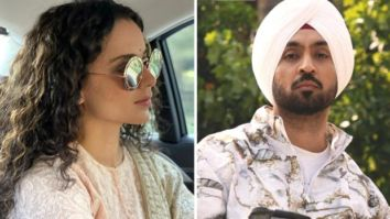 Kangana Ranaut slams food delivery service for favouring Diljit Dosanjh in their argument