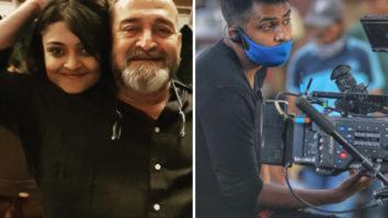 Mahesh Manjrekar's kids Ashwami and Satya to assist him in Salman Khan starrer Antim