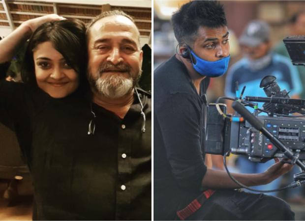 महेश मांजरेकर के बच्चे अश्वामी और सत्या ने सलमान खान अभिनीत फिल्म एंटिम में उनकी मदद की