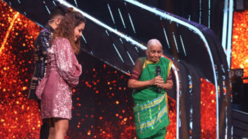 "Neha Kakkar gives Rs. 1 lakh to Shantabai Pawar aka ""Super Aaji"""