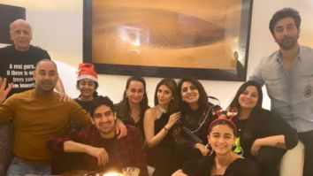 PICTURES Alia Bhatt and Ranbir Kapoor celebrate Christmas with an intimate family dinner