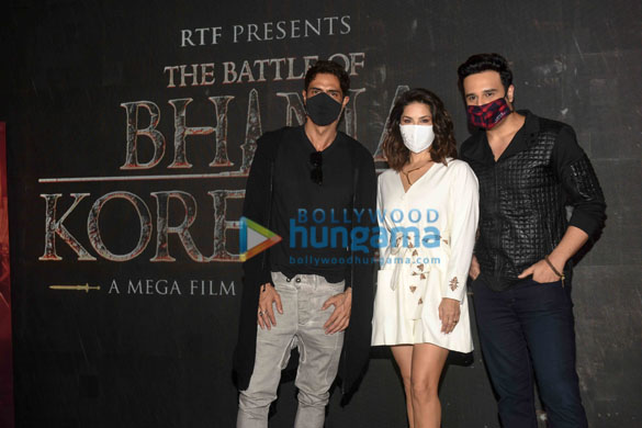 Photos Arjun Rampal, Sunny Leone and others launches the first ( (0006)