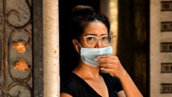 Photos: Kim Sharma spotted at Pilates