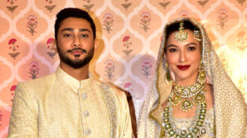 Photos: Wedding ceremony pictures of Zaid Darbar and Gauahar Khan
