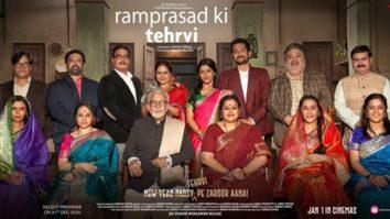 First Look Of The Movie Ramprasad Ki Tehrvi