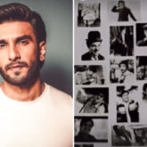 Ranveer Singh gives a glimpse into his mood board consisting of actors Govinda, Charlie Chaplin, Peter Sellers and Jim Carrey