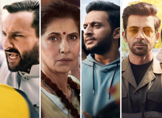Saif Ali Khan, Dimple Kapadia, Mohd. Zeeshan Ayyub and Sunil Grover look powerful in posters of Amazon Prime Video's Tandav