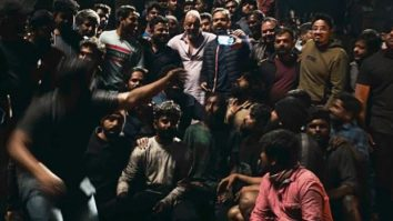 Sanjay Dutt wraps up the shooting of KGF: Chapter 2 in Hyderabad