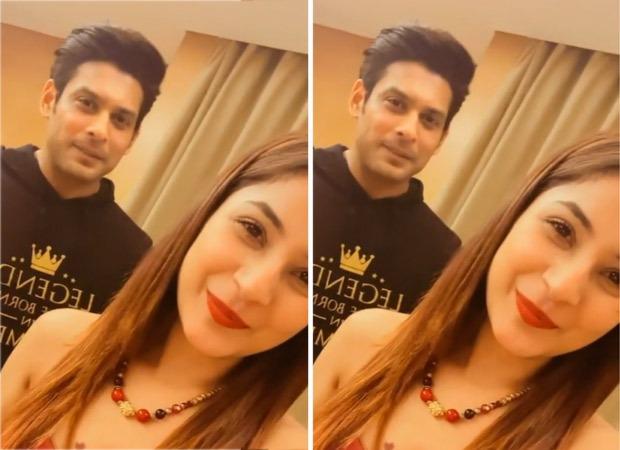 Sidharth Shukla rings in 40th birthday with Shehnaaz Gill, video breaks internet