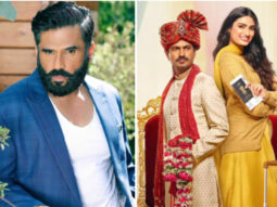 Suniel Shetty reveals Athiya Shetty was scarred by the controversy around Motichoor Chaknachoor