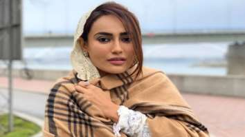 Surbhi Jyoti gives a glimpse of her look as Zoya in Qubool Hai 2.0 as she deals with the cold weather in Serbia