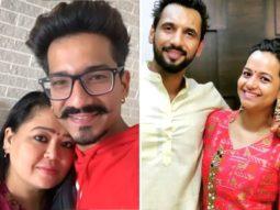 VIDEO Bharti Singh and Harsh Limbachiyaa join Punit J Pathak's wedding celebration