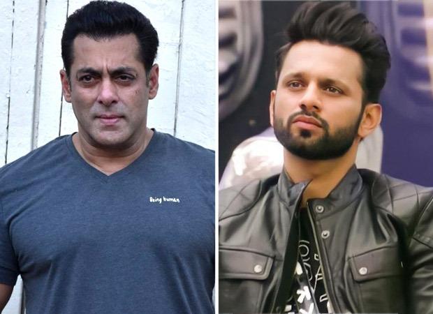 VIDEO Salman Khan and Rahul Vaidya engage in a verbal spat on Bigg Boss 14 Weekend Ka Vaar