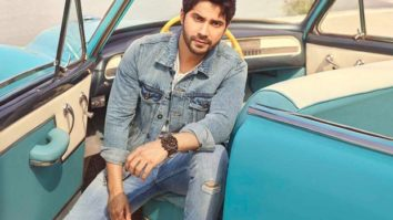 Varun Dhawan wraps up the first schedule of Jug Jugg Jeeyo after recovering from COVID-19