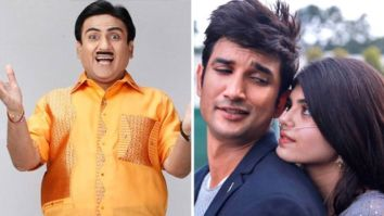 Taarak Mehta Ka Ooltah Chashmah is the most searched films and TV shows on Yahoo list; Dil Bechara takes third spot