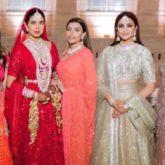 Parineeti Chopra shares a picture of 'Queen' Priyanka Chopra Jonas posing with her bridesmaids