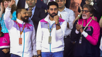 Abhishek Bachchan takes to his social media to welcome you to the world of Pink Panthers; Amazon Prime Video's Sons of the Soil out now!