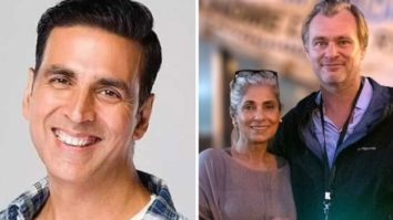 Akshay Kumar shares the note written by Christopher Nolan for Dimple Kapadia; says it is his proud son-in-law moment
