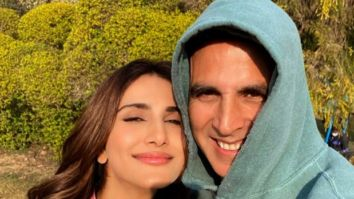 Vaani Kapoor is all praise for Bell Bottom co-star Akshay Kumar; says he made the journey of the film special