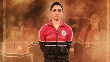 FIRST LOOK: Tamanaah Bhatia looks intense as Kabbadi coach in Seetimaar