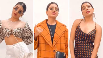As the year comes to an end, Samantha Akkineni makes a fun video to show off all her favourite outfits that she could not wear in 2020
