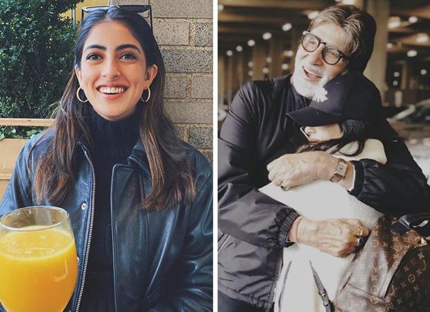 Navya Naveli Shares Bachchan Family Pics as They Gather for Christmas Celebrations