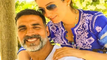 Akshay Kumar and Twinkle Khanna wish each other on their 20th wedding anniversary