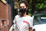 Ananya Panday spotted outside Yoga class in Bandra