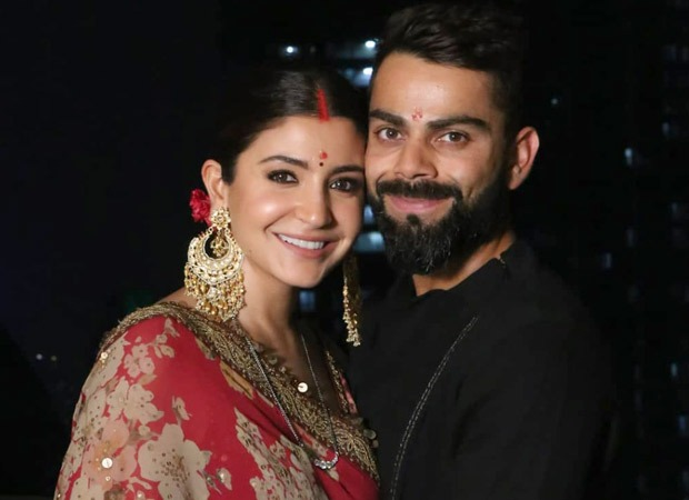 Anushka Sharma and Virat Kohli make an earnest request to paparazzi to not click their daughter's picture