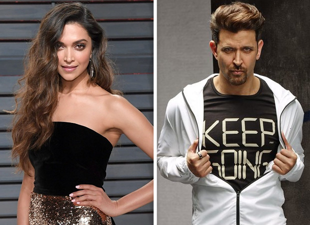 Deepika Padukone bags Hrithik Roshan-starrer Fighter; film to be announced tomorrow!
