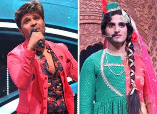 Himesh Reshammiya declares Nachiket as Entertainment Ki Dukaan on Indian Idol 2020.
