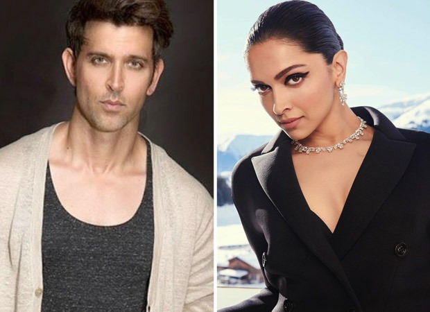 IT'S OFFICIAL! Hrithik Roshan and Deepika Padukone to star in Siddharth Anand's Fighter, film to release on September 30, 2022