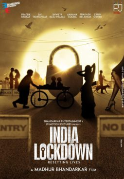 First Look Of The Movie India Lockdown