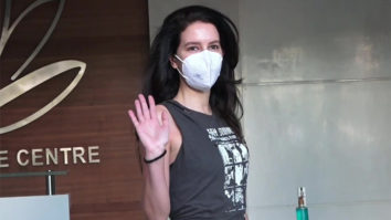 Isabelle Kaif visits dance class and distributes sweets to celebrate Makar Sankranti