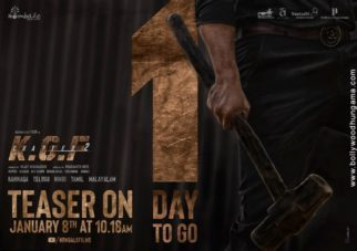 First Look Of The Movie K.G.F – Chapter 2