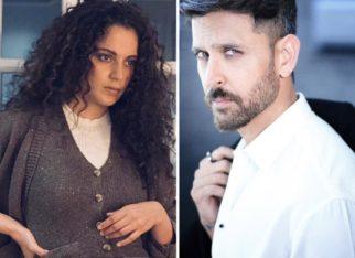 Kangana Ranaut addresses being called 'sexually possessed' for Hrithik Roshan