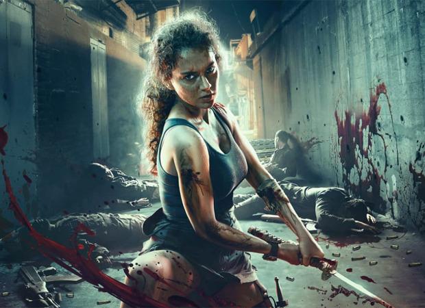 कंगना रनौत स्टारर धाकड़ 1 अक्टूबर 2021 को सिनेमाघरों में रिलीज होगी
