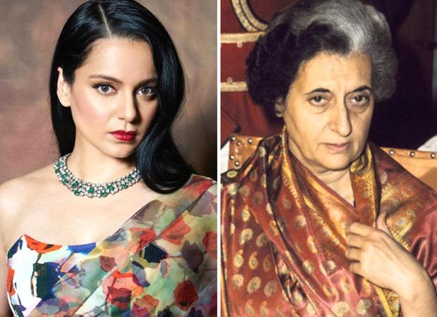 Kangana Ranaut to play Prime Minister Indira Gandhi in political period drama