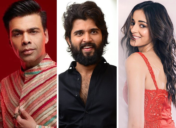 Karan Johar's Dharma Productions to reveal title and first look of Vijay Deverakonda – Ananya Panday starrer tomorrow