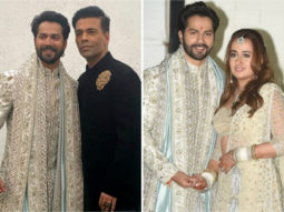 Karan Johar pens heartwarming note as Varun Dhawan marries Natasha Dalal, says 'my boy is all grown up and ready for this beautiful phase'