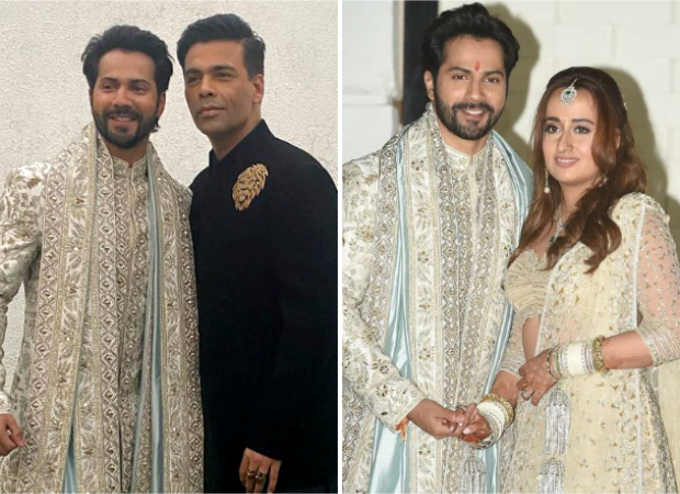 Karan Johar pens heartwarming note as Varun Dhawan marries Natasha Dalal, says 'my boy is all grown up and ready for this beautiful phase'