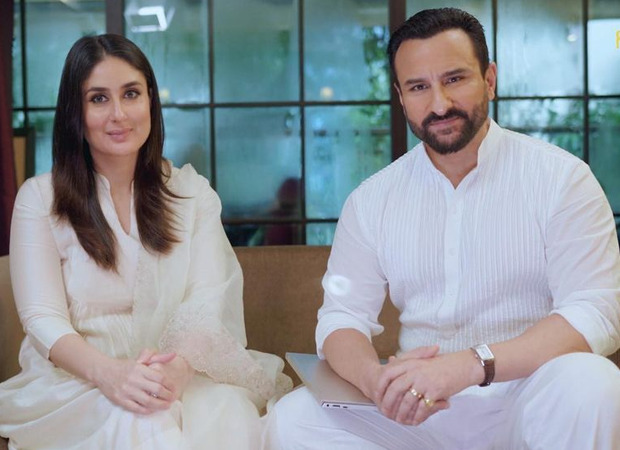Kareena Kapoor Khan reveals who apologizes first when she gets in a fight with husband Saif Ali Khan