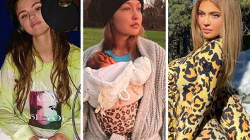 Learn 5 ways from Selena Gomez, Gigi Hadid, Kylie Jenner to infuse colour in your winter wardrobe (1)