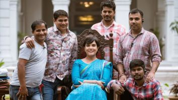 On The Sets Of The Movie Madam Chief Minister