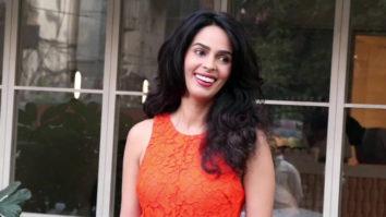 Mallika Sherawat spotted at Sequel in Bandra