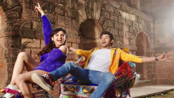 Nikamma stars Abhimanyu Dassani and Shirley Setia are riding into 2021 with full enthusiasm